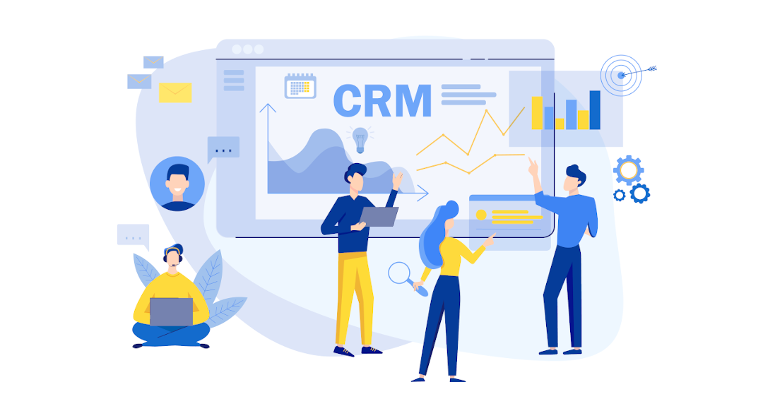 5 Things To Consider When Choosing The Right CRM