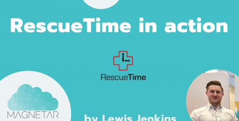 Rescuetime in action