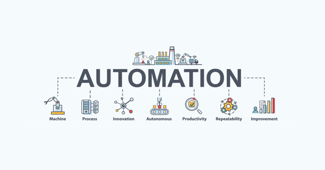 5 Ways Your Business Benefits from Automation