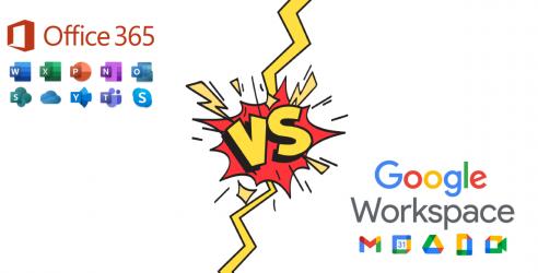 Microsoft 365 Vs Google Workspace