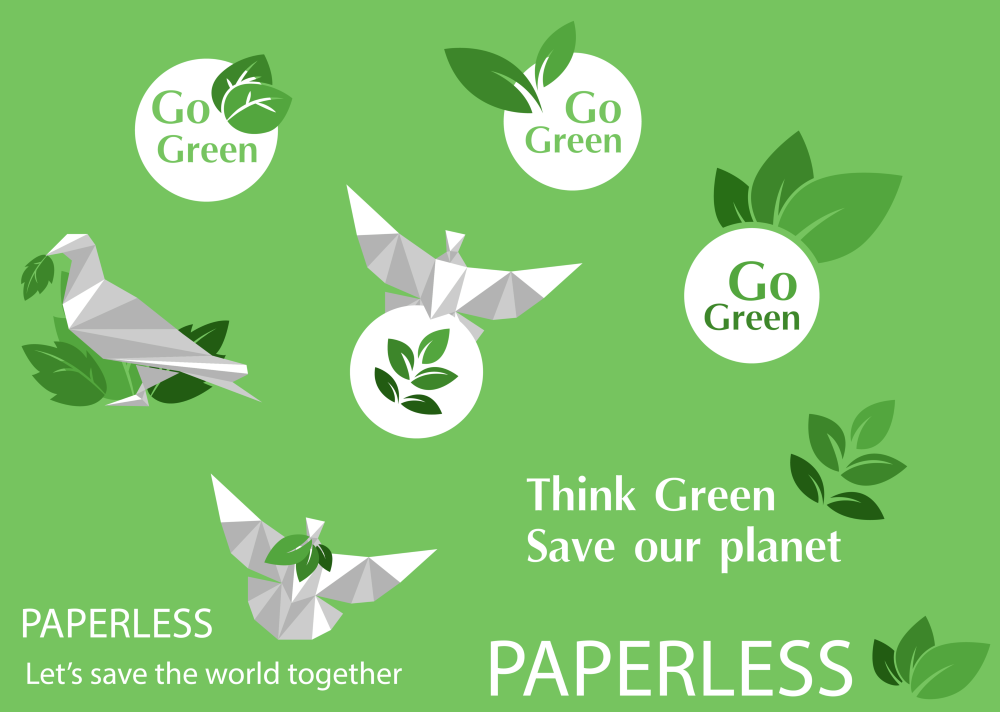 5 Reasons Why Going Paperless Benefits Your Business