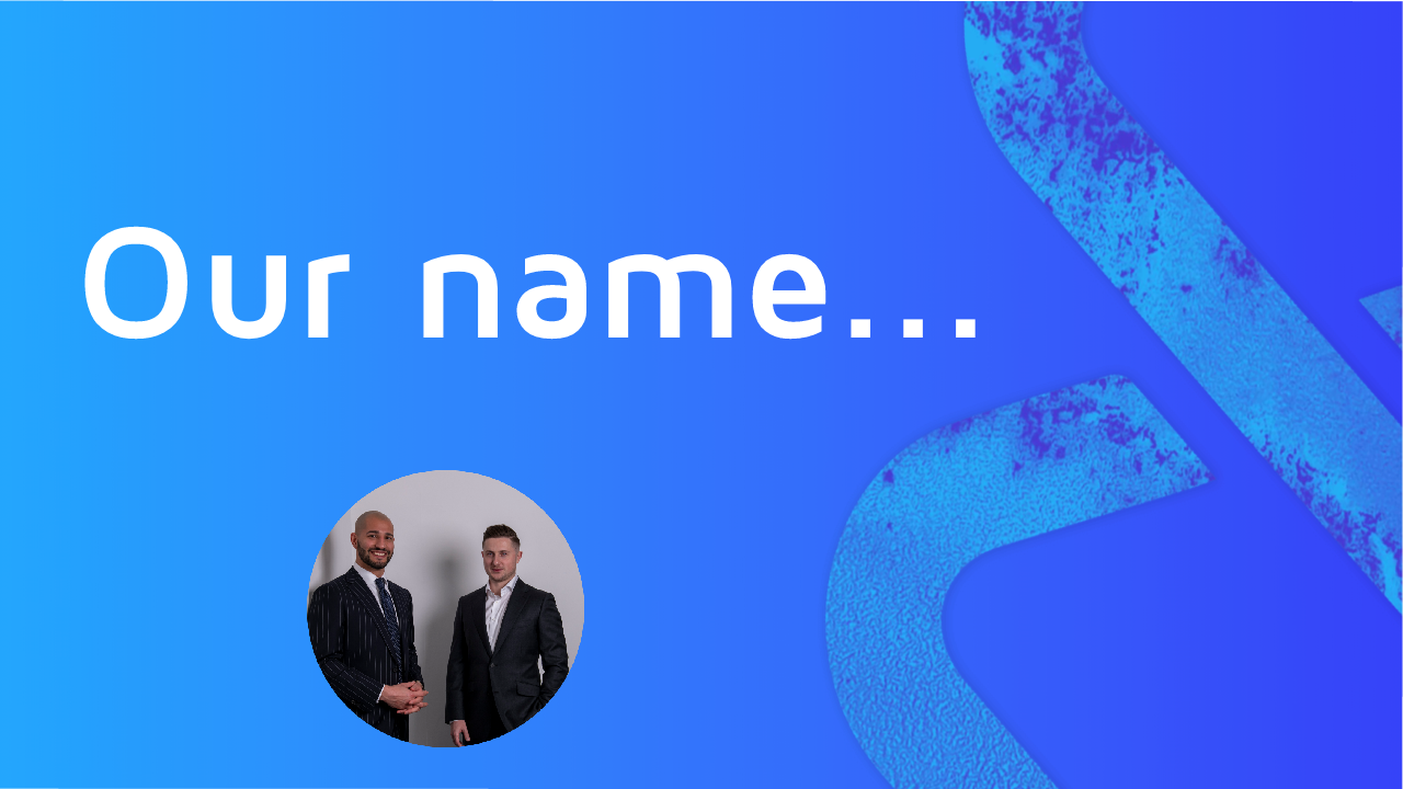 What's the meaning behind our name?