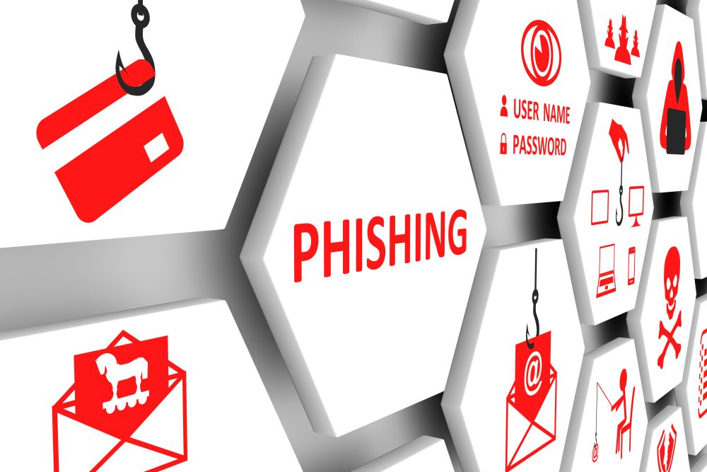 Phishing isn't just for emails