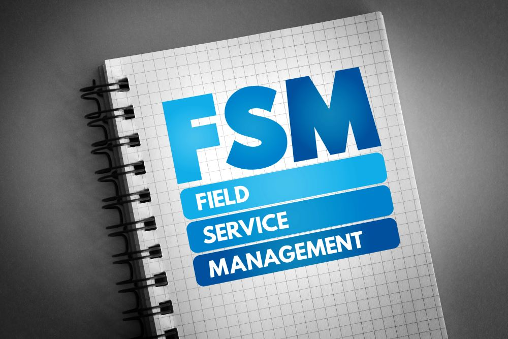 Benefits of implementing commercial Field Service Management software